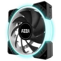Cooler Fan Hurricane Lite RGB 7 Cores 12cm com Controle Remoto AZZA -