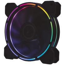 Cooler Fan Oex F40 Colorido 12 Leds -