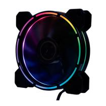 Cooler Fan OEX Game F40 12 LED Colorido, 12cm -