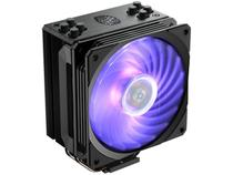 Cooler FAN para Processador Intel AMD - Cooler Master Hyper 212 RGB
