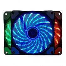 Cooler Fan RGB para Gabinete Bluecase - BF-06RGB -