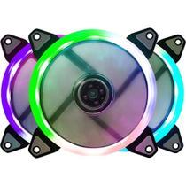 Cooler Fan Ring BFR-07RGB LED RGB 120mm - Bluecase -