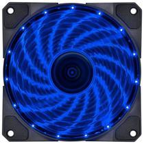 Cooler Fan VX Gaming V.Lumi 12 x 12Cm 15 Leds Azul - Vinik -
