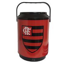 Cooler Flamengo Para 10 Latas Onde Estiver Estarei - Tatuapé Brindes