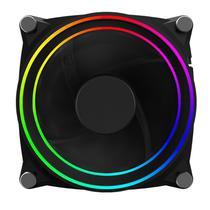 Cooler Gabinete Gamemax GMX-12-DBB Big Bowl ARGB 12 x 12cm Rainbow -