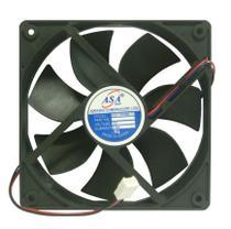 Cooler Mini Ventilador 120x120x25 12v Rolamento 12025mb-12 - Asa Fan
