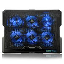 Cooler para Notebook com 6 Fans Led-Multilaser AC282