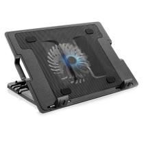 Cooler para Notebook Multilaser AC166, Vertical - Preto