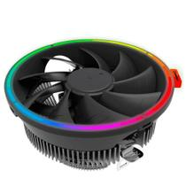 Cooler para Processador Gamemax Gamma 200 RGB Rainbow Intel/AMD TDP 95W -