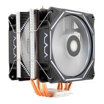 Cooler para Processador Pichau Corax C/2 Fans Led Branco, PG-CR2-WHITE -