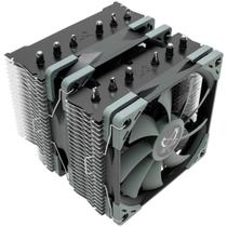 Cooler para Processador Scythe Fuma 2 AMD AM4 Intel LGA 1200 2 Fans 120mm 6 Heatpipes - SCFM-2000 Forte Potente -