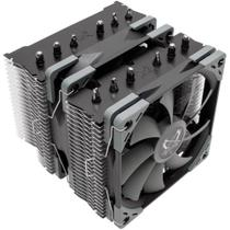 Cooler para Processador Scythe Fuma 2 AMD AM4 Intel LGA 1200 2 Fans 120mm 6 Heatpipes - SCFM-2000 -
