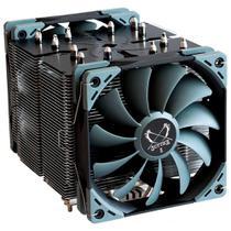 Cooler para Processador Scythe Ninja 5 AMD AM4 Intel LGA 1200 2 Fans 120mm 6 Heatpipes - SCNJ-5000 -