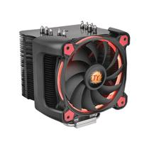 Cooler Processador FAN Thermaltake RIING SILENT 12 Pro RED Aluminio CL-P021-CA12RE-A