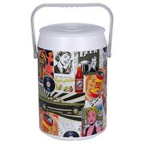 Cooler Retro Color 24 Latas - Anabell -
