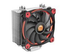 Cooler Riing 12 Silent Vermelho 1400RPM CL-P022-AL12RE-A THERMALTAKE -