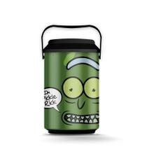 Cooler Térmico 10 Latas Pickle RICK AND MORTY Oficial - Beek