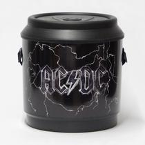 Cooler térmico 24 latas rock acdc - Grupo Valorize