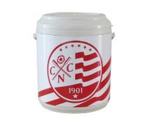 Cooler Térmico Branco para 12 Latas Náutico - Clube Náutico Capibaribe