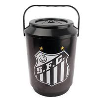 Cooler Térmico do Santos 10 Latas - Tatuapé - Cebola Brindes