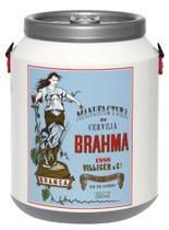 Cooler Térmico para 12 Latas 350ml Brahma 1888 11 Litros DC12 - Doctor Cooler (INATIVO) -