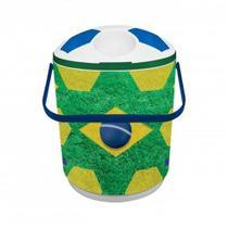 Coolerball Cooler Térmico 12 Latas Brasil - Clubemix