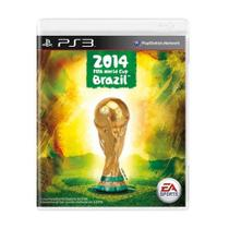 Copa do Mundo da Fifa Brasil 2014 - PS3 - Easports