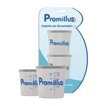 Copinho de Alimentação 2 Und 40 ml - Promillus -