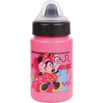 Copo 340ml Baby Go Minnie 2214 com Tampa -