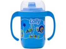 Copo Antivazamento 250ml - Lolly -