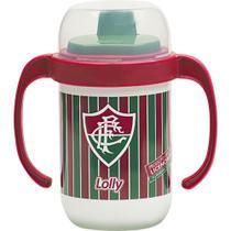 Copo Antivazamento com Alça 250ml 7104 Lolly Fluminense -