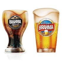 Copo Brahma BLACK + Copo Brahma Globimport -