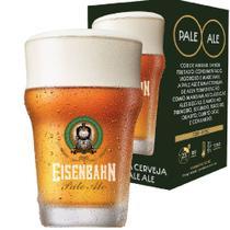 Copo Cerveja de Cristal Eisenbahn Pale Ale 300ml -