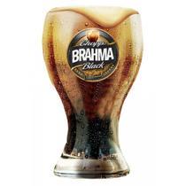 Copo Chopp Brahma Black - 430 ML -