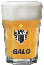 Copo Country Galo Atletico MG  - 400ml - Globimport