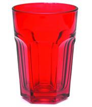 Copo Country Long Drink 400 ML Vermelho - Libbey