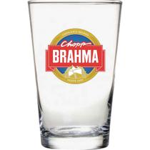 Copo de Cerveja 350ml Caldereta Crisa Brahma -