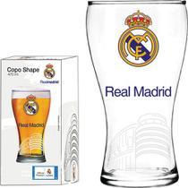 Copo de Cerveja 470ml Shape Crisa Real Madrid Estádio -