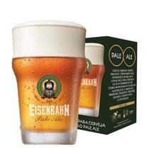 Copo de Cerveja Eisenbahn Cristal Pale Ale 300ml -