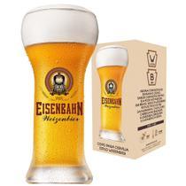 Copo de Cerveja Eisenbahn Cristal Weizenbier 480ml -