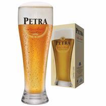 Copo de Cerveja Petra Weiss Cristal 680ml -