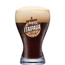 Copo de Chopp Itaipava Black Cristal 420ml - Meucopo