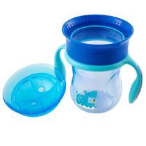 Copo de Treinamento - 360 Perfect Cup - 200 Ml - Azul - Chicco -