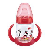 Copo de Treinamento Nuk First Choice Disney 6+ Vermelho -
