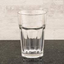 Copo de Vidro Long Drink Casablanca 415mL - Pasabahce -