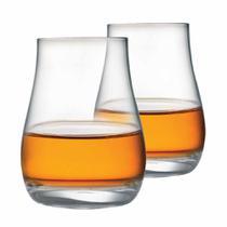 Copo de Whisky Degustacao Cristal 150ml 2 Pcs - Ruvolo