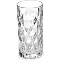 Copo Diamond Clear Alto - Unicasa