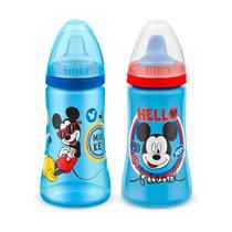 Copo Lillo Colors Disney Mickey Cores Sortidas 2 Unidades 300ml cada -