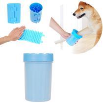 Copo Limpa Limpador de Patas Patinhas Cachorro Cão Pet Animal - Braslu