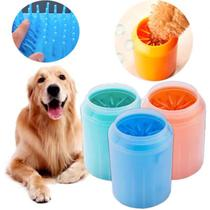 Copo Limpa Patas De Cachorros E Gatos Tamanho P - Soft Gentle